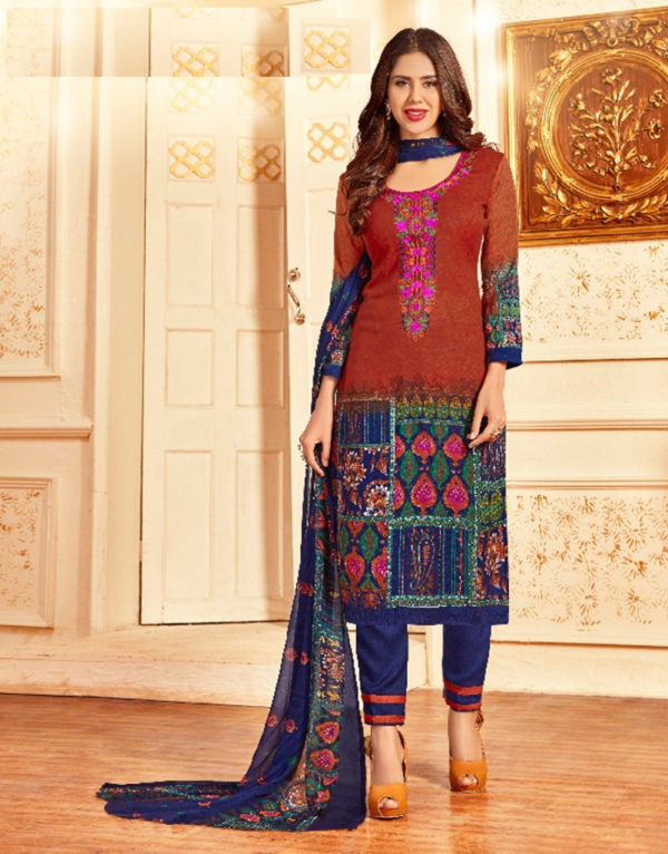 women's latest trendy designer anarkali salwar suits