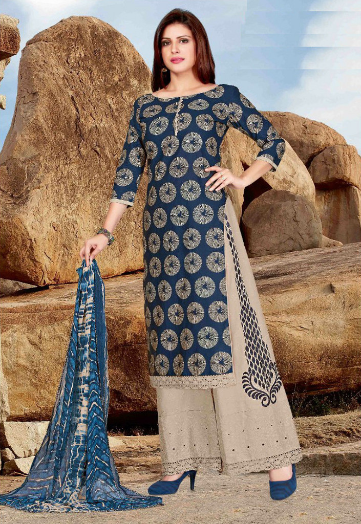 1a456a7dc7 Check out the latest Plazo suits with 50% discount at Shahbeez in Abids  Hyderabad