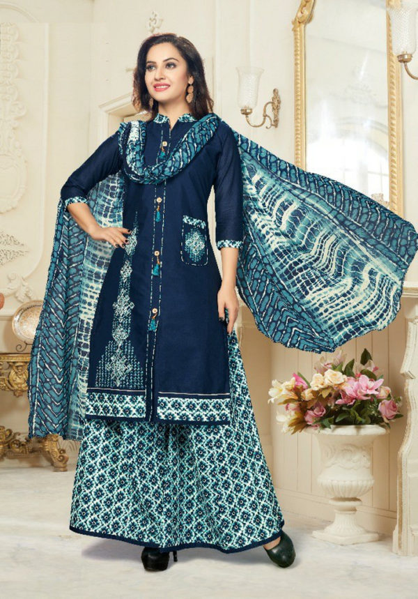 Buy latest Ghagra suits and Lehenga suits at 50% discount at Shahbeez at Abids Hyderabad