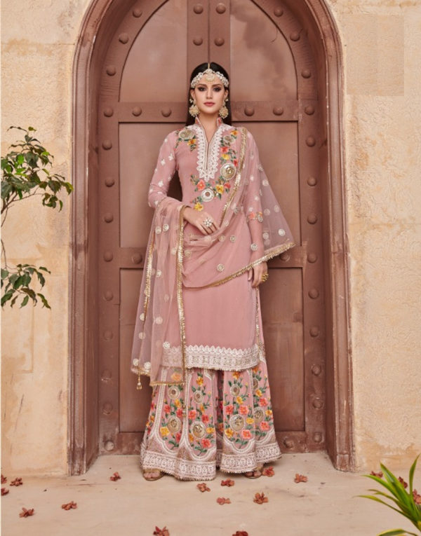 Shop latest Gharara Suits at Shahbeez, Abids, Hyderabad