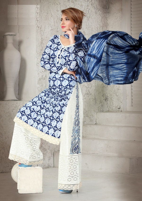 Buy latest Plazo suit collection for women at Shahbeez in Abids Hyderabad