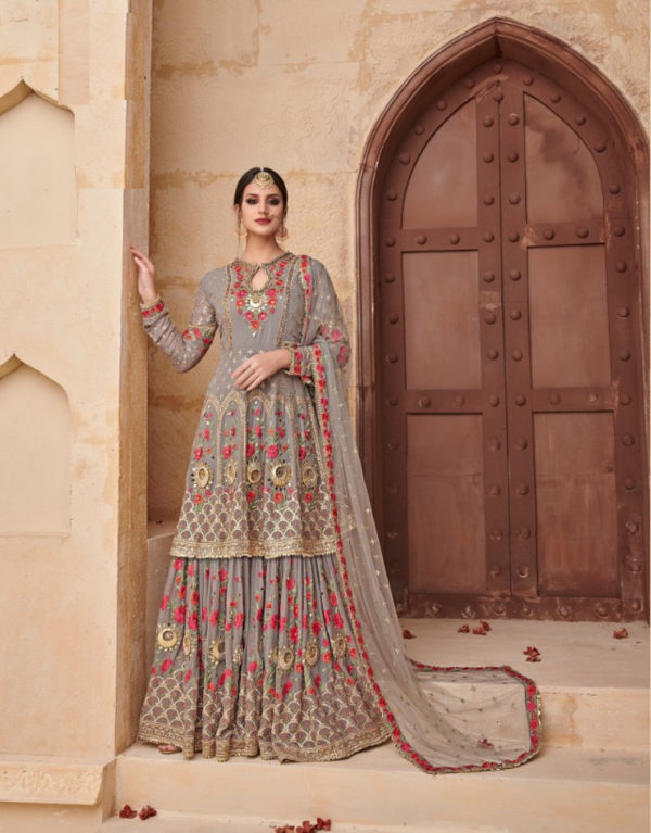 Shop new gharara suits for women
