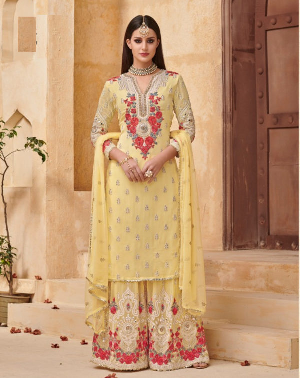Shop latest Gharara suits for women at Shahbeez, Abids, Hyderabad