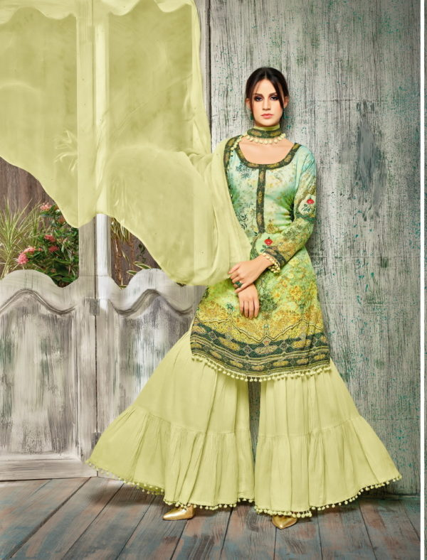 Shop latest Gharara suit collection at Shahbeez, Abids, Hyderabad