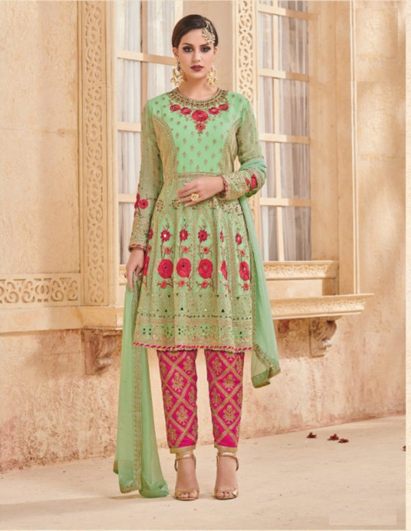 Latest Gharara Suits for Women at Shahbeez, Abids, HyderabadLatest Gharara Suits for Women at Shahbeez, Abids, Hyderabad