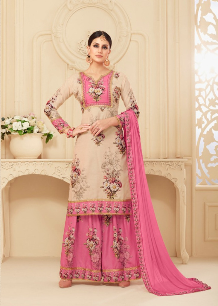 8ed5e8cc27 Latest Plazo suits available at Shahbeez, Abids, Hyderabad