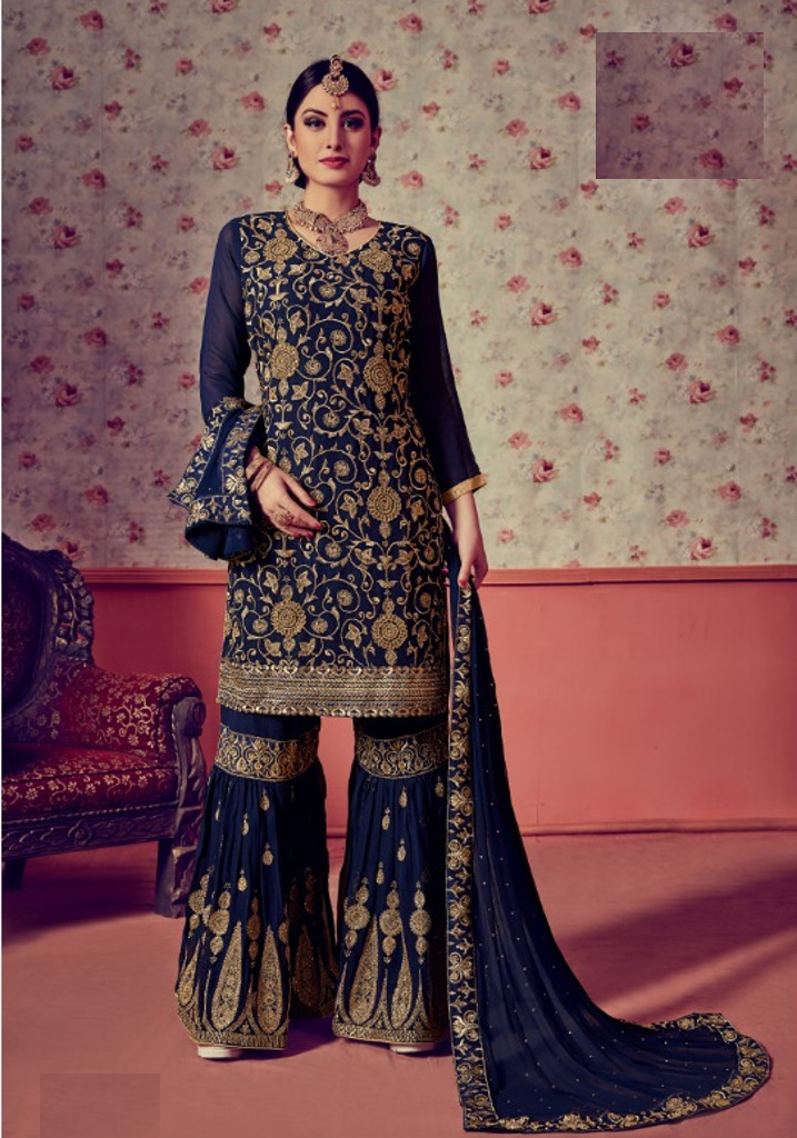 6940948e8c Buy new Plazo suit collection available at Shahbeez, Hyderabad