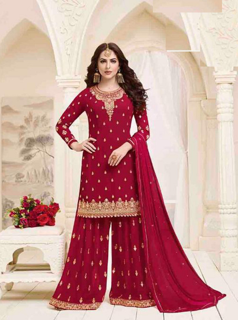 46fcf00b8e Latest Plazo Salwar suit for women available at Shahbeez