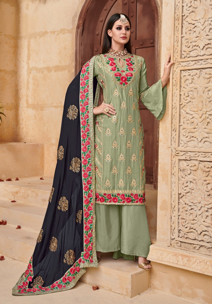 35d8ecde84 Buy latest Ghrara Plazo suit available at Shahbeez, Abids, Hyderabad