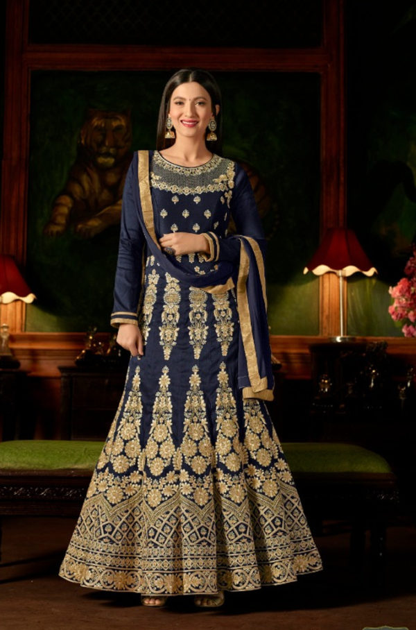 New Anarkali Salwar suits available at Shahbeez, Abids, Hyderabad