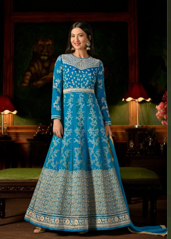 New Anarkali Salwar suits for women available at Shahbeez, Abids, Hyderabad