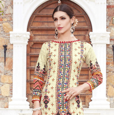 ccab4864f5 New Lawn suits for women available at Shahbeez, Abids, Hyderabad