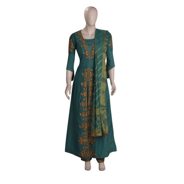 Purchase new Long gown suit for women available at Shahbeez, Abids, Hyderabad