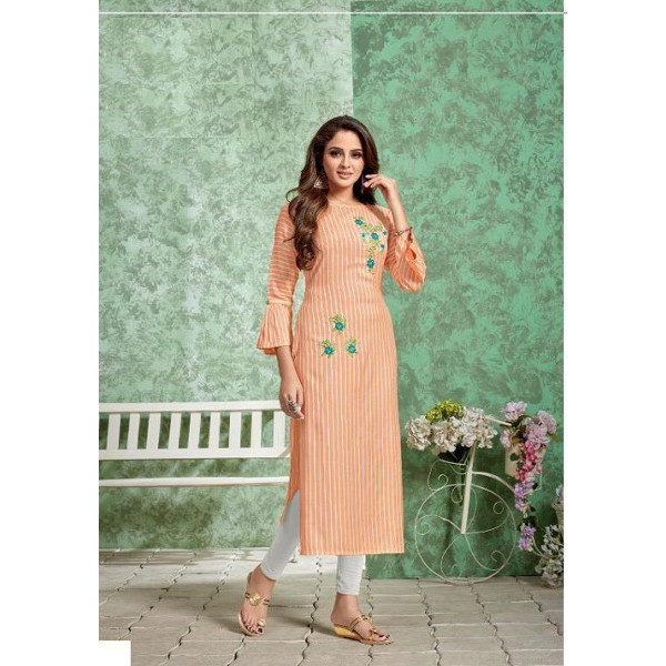 Keep your look humble with this new Kurti suit available at Shahbeez,