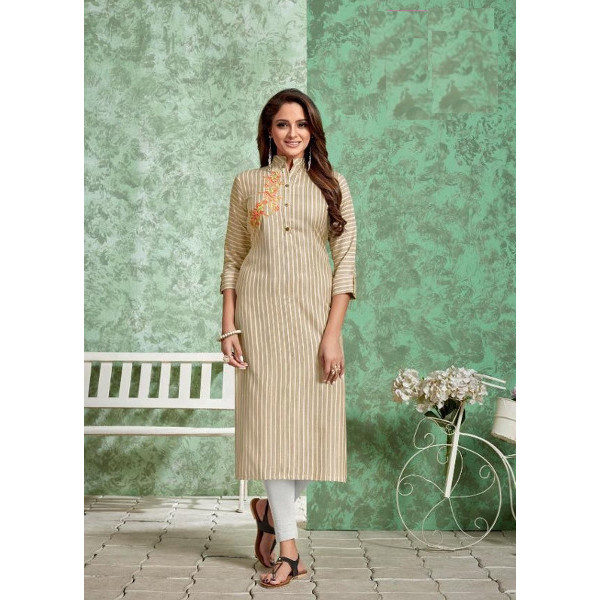 Get set to look gorgeous wearing this new kurti suit for women available at Shahbeez