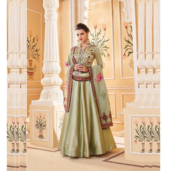 Shop new Anarkali suit for women available at Shahbeez, Abids, Hyderabad