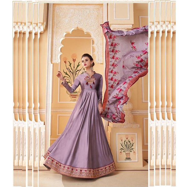 Purchase new Anarkali suit for women available at Shahbeez, Abids, Hyderabad