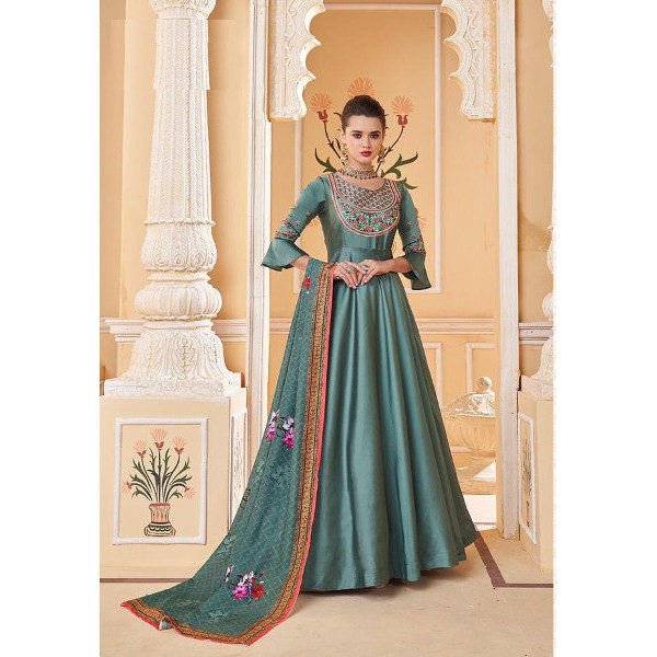Shop Anarkali suit for women available at Shahbeez, Abids, Hyderabad