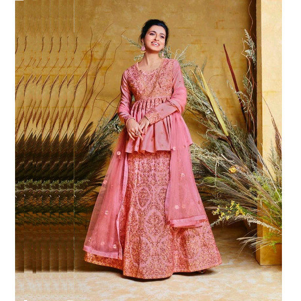 Buy new Anarkali suit for women available at Shahbeez, Abids, Hyderabad