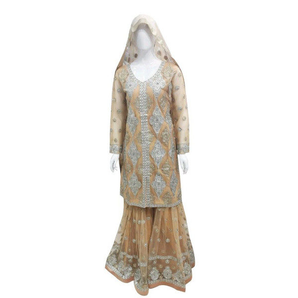 Shop new Bridal wear suit at Shahbeez, Abids, Hyderabad
