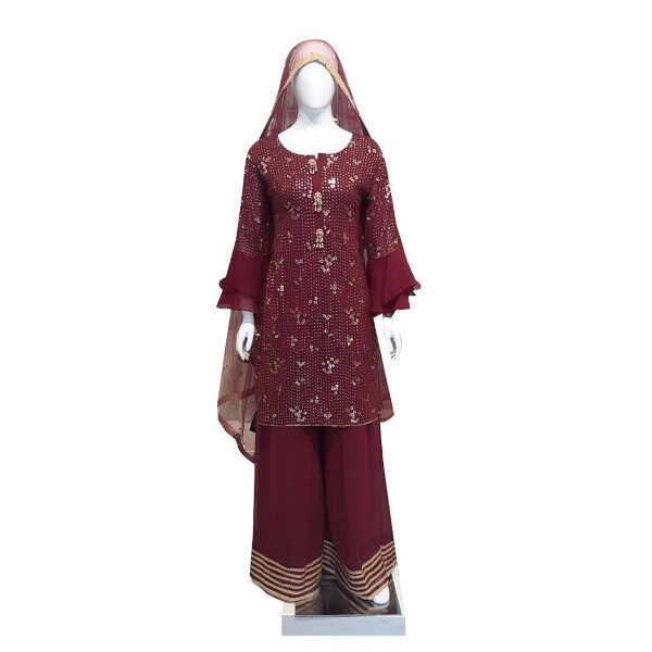 Partywear suit for women available at Shahbeez, Abids, Hyderabad